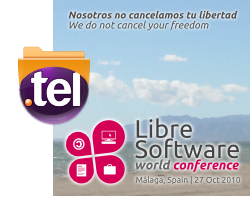 teldc in the Libre Software World Conference