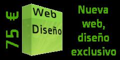 diseño actual usable y elegante de su nueva web siempre al día